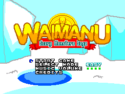 Waimanu: Scary Monsters Saga Menu_632