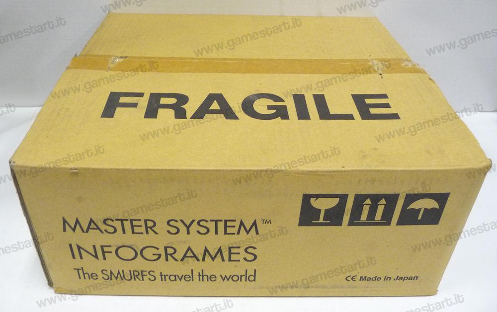 Sega c'est plus fort que moi: Deux GRAAL arrivés le même jour... Puffi_in_giro_per_il_mondo_sega_master_system_195