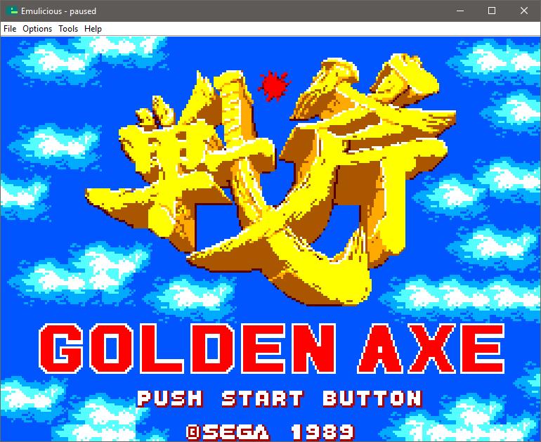 Golden Axe Tyris Flare Edition Hack Screen_43_907