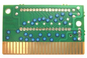 Cartridge Board (reverse)