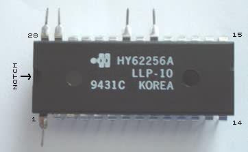 62256-LL SRAM