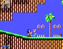 Sonic sms