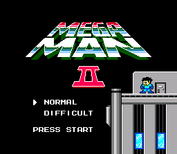 SMS Power! 18th Anniversary Competition   MegaMan2-SMS-Title
