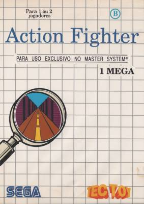 Action Fighter -  BR -  A