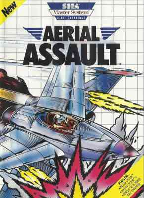 Aerial Assault -  US