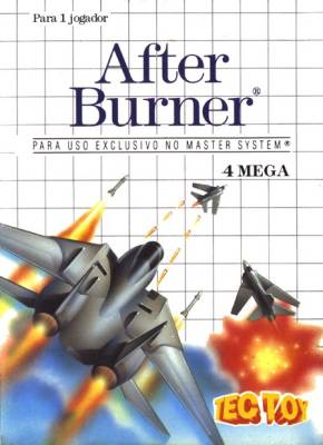 After Burner -  BR -  A