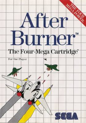 After Burner -  EU -  No R
