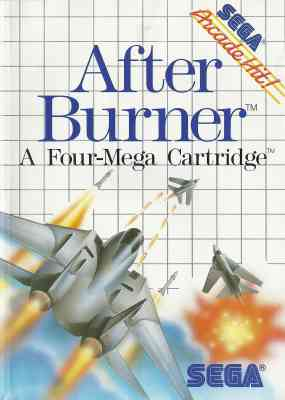 After Burner -  US