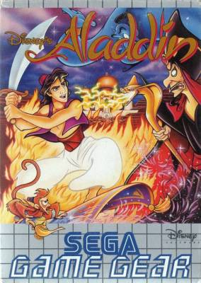Aladdin -  EU -  Front