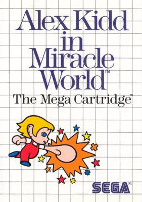 Alex Kidd in Miracle World -  EU -  No Limits -  R