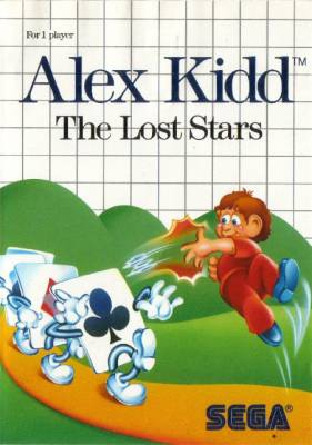 Alex Kidd the Lost Stars -  EU -  No Limits -  R