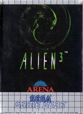 Alien 3 -  EU -  Front