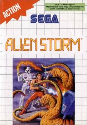 Alien Storm -  EU