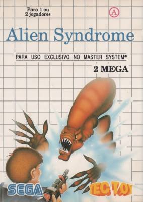 Alien Syndrome -  BR