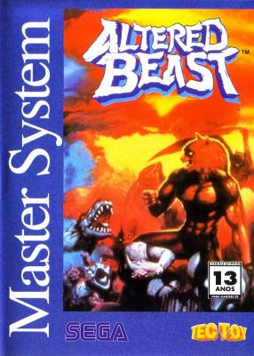Altered Beast -  BR -  Blue