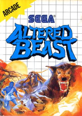 Altered Beast -  EU -  R