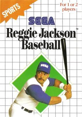 American Baseball -  US -  Reggie Jackson Baseball -  Rerelease