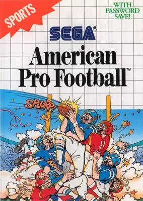 American Pro Football -  EU -  R