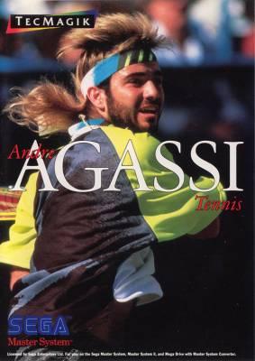 Andre Agassi Tennis -  EU