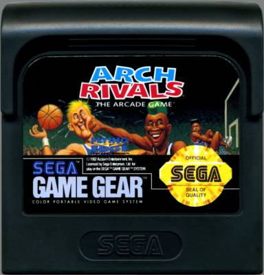Arch Rivals -  US -  Cartridge