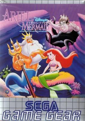 Ariel the Little Mermaid -  EU -  Front