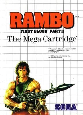 Ashura -  US -  Rambo