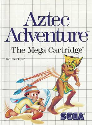 Aztec Adventure -  US