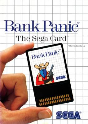 Bank Panic -  EU -  Card