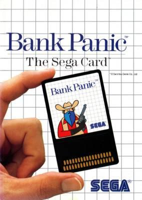 Bank Panic -  EU -  Card