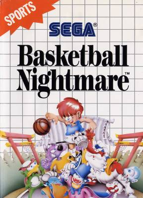 Basketball Nightmare -  EU