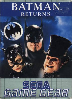 Batman Returns -  EU -  Front