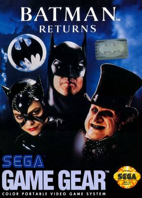 Batman Returns -  US -  Front