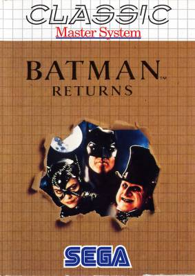 Batman Returns -  EU -  Classic