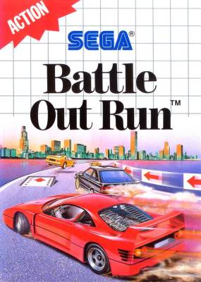 Battle Out Run -  EU -  R
