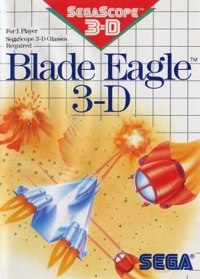 Blade Eagle 3D -  US