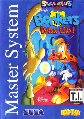 Bonkers Wax Up -  BR