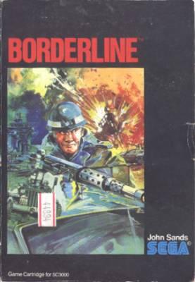 Borderline -  AU -  Front