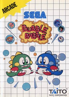 Bubble Bobble -  EU