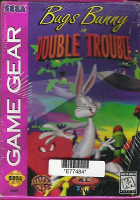 Bugs Bunny in Double Trouble -  US -  Front