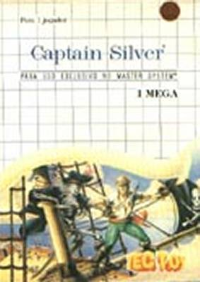 Captain Silver -  BR -  Front