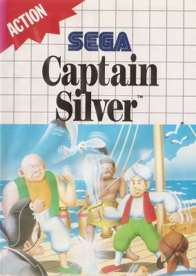 Captain Silver -  EU -  No R