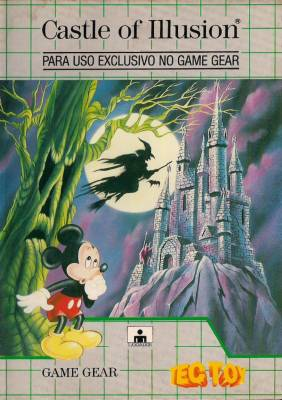 Castle of Illusion -  BR