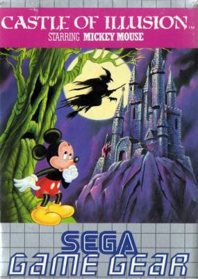 Castle of Illusion -  EU -  Front
