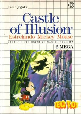 Castle of Illusion -  BR - 2
