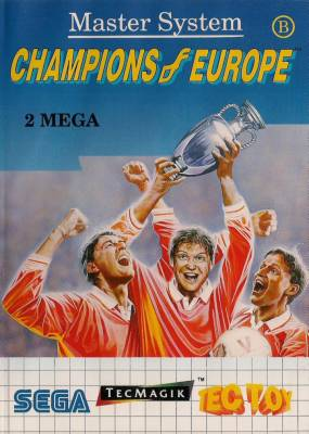 Champions of Europe -  BR