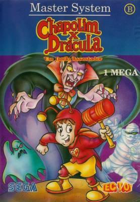 Chapolim X Dracula -  BR