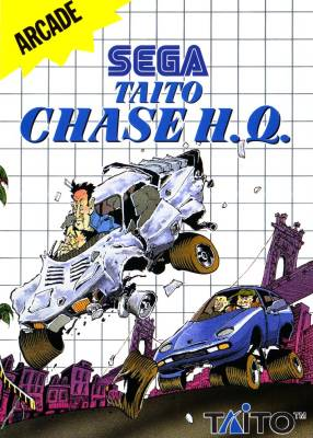 Chase HQ -  EU -  No R