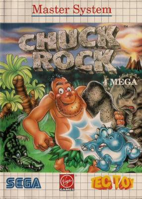 Chuck Rock -  BR