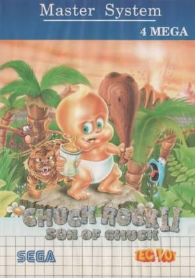 Chuck Rock II -  BR