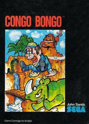 Congo Bongo -  AU